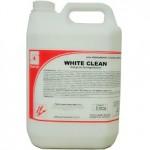 DETERGENTE - WHITE CLEAN 5 LTS SPARTAN