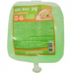 ALCOOL GEL PLUG ANTI SEPTICO 800 ML